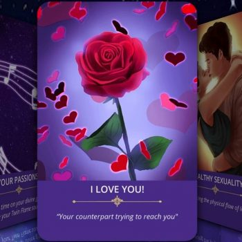 twin flame oracle app